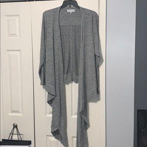 Cute convertible long sleeve sweater